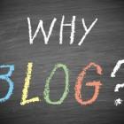 De ce ai nevoie de blog?