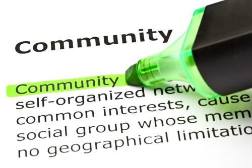 Contributii membri comunitate